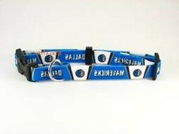 NBA Dallas Mavericks Pet sports Dog Collars