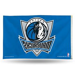 Rico Industries NBA Dallas Mavericks 3-Foot by 5-Foot Single