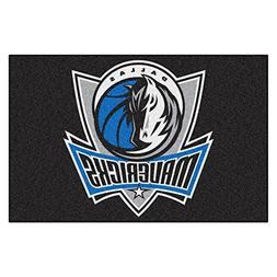 NBA Dallas Mavericks Starter Doormat, 1'7 x 2'6