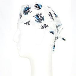 NBA Dallas Mavericks Theme Scrub Hat