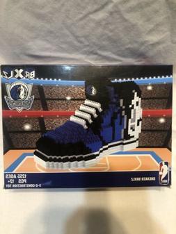 NBA Forver Collectibles Dallas Mavericks 3-D Sneaker Constru