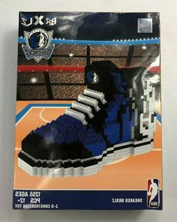 BRXLZ NBA Sneaker Brxlz Dallas Mavericks Sneaker 3-D Constru