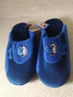 Comfy Feet NBA Low Pro Stripe Slippers - Dallas Mavericks