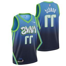 New 2020 Nike Dallas Mavericks Luka Doncic #77 City Edition