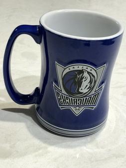 new nba dallas mavericks relief coffee mug