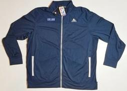 NEW ADIDAS NBA STORE Dallas Mavericks Full Zip Jacket Coat B