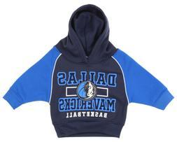 nfl infant dallas mavericks performance fleece hoodie