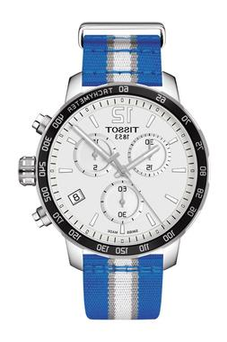 NWT TISSOT QUICKSTER CHRONOGRAPH NBA DALLAS MAVERICKS Specia