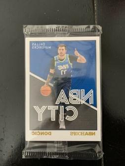 Rare Sga Luka Doncic Team Set Sealed Dallas Mavericks Panini