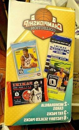 SEALED 2019 Championship Collection NBA basketball box 9 PAC