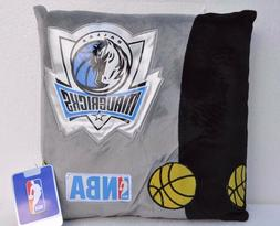 very soft dallas mavericks throw bed pillow